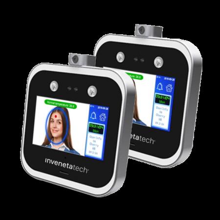 rilevamento mascherina termoscanner telecamera termica con stazione di monitoraggio ENTRA SICURO